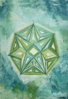 Triangles 3, losange 4
