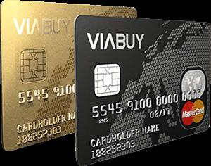 Carte VIABUY Mastercard® prépayée