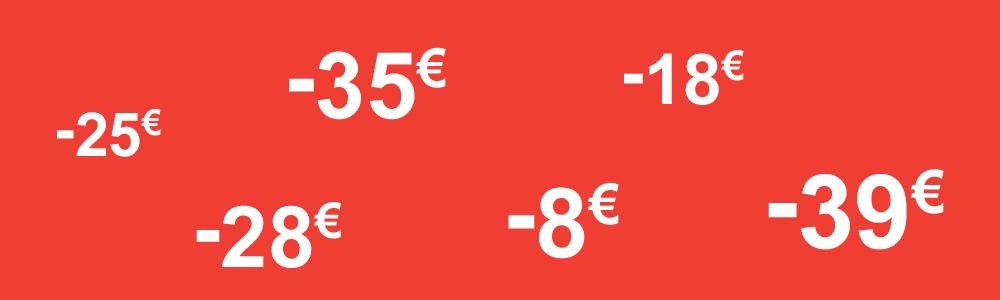 SCARLET TRIO. Internet, télévision, téléphone fixe 39 euros